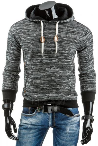 Vyriškas džemperis Canton (Juodas) Paveikslėlis 1 iš 6 310820031737
