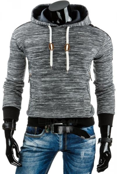 Vyriškas džemperis Canton (Pilkas) Paveikslėlis 1 iš 6 310820031738