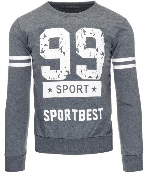 Vyriškas džemperis Carbondale (Antracitas) Paveikslėlis 1 iš 7 310820031909