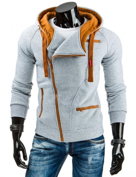 Vyriškas džemperis Catania (Pilkas) Paveikslėlis 1 iš 7 310820034967