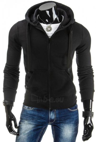 Vyriškas džemperis Chaves (Juodas) Paveikslėlis 1 iš 6 310820041753