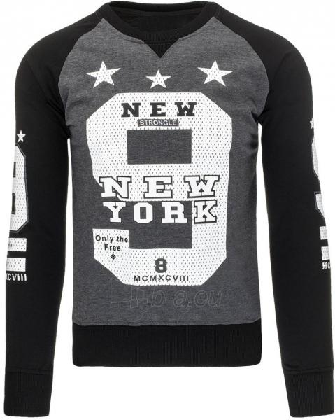 Vyriškas džemperis Chubbuck (Antracitas) Paveikslėlis 1 iš 7 310820032176
