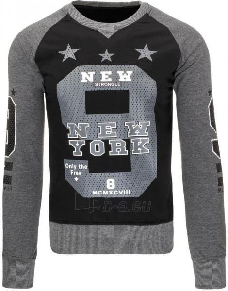 Vyriškas džemperis Chubbuck (Juodas) Paveikslėlis 1 iš 7 310820032175