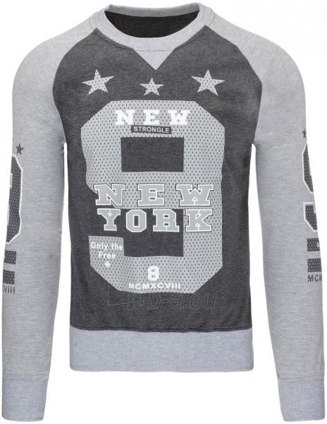 Vyriškas džemperis Chubbuck (Pilkas) Paveikslėlis 1 iš 7 310820032177