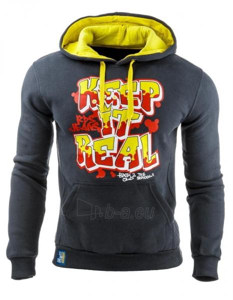 Vyriškas džemperis Clyde (Grafitinis) Paveikslėlis 1 iš 1 310820031807