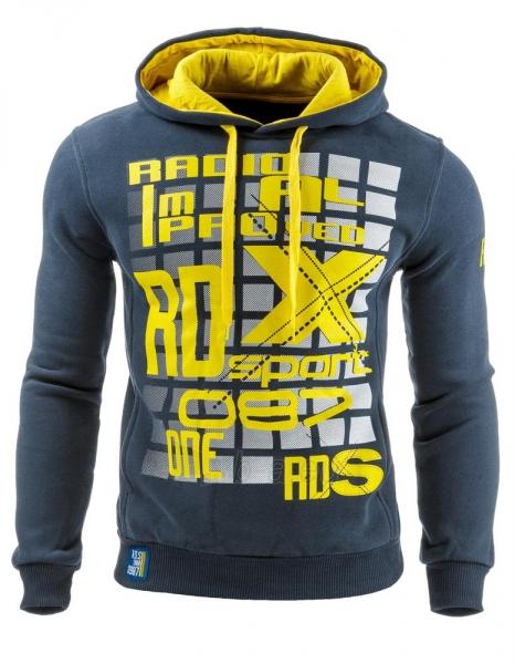 Vyriškas džemperis Coldspring (Grafitinis) Paveikslėlis 1 iš 1 310820031802
