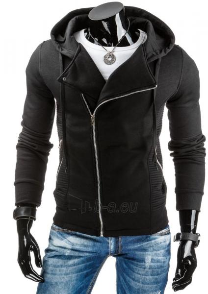 Vyriškas džemperis Comfort (Juodas) Paveikslėlis 1 iš 6 310820036999