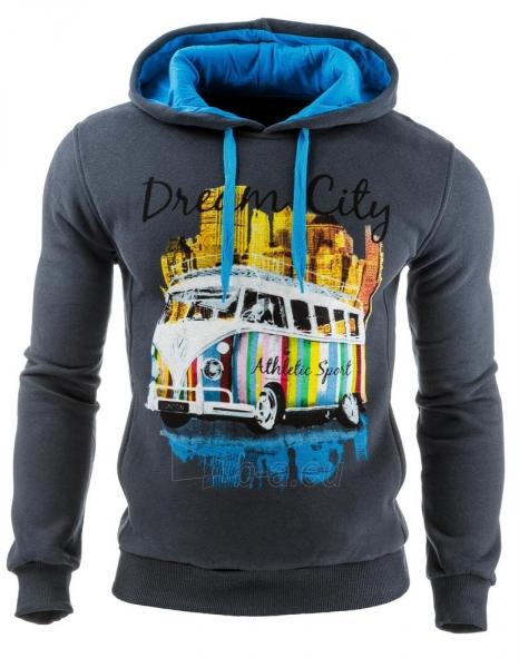 Vyriškas džemperis Concan (Grafitinis) Paveikslėlis 1 iš 1 310820031791