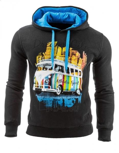 Vyriškas džemperis Concan (Juodas) Paveikslėlis 1 iš 1 310820031790