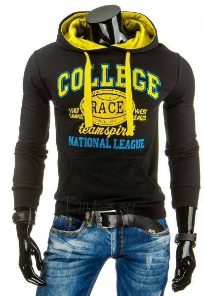 Vyriškas džemperis Council (Juodas) Paveikslėlis 1 iš 6 310820037034