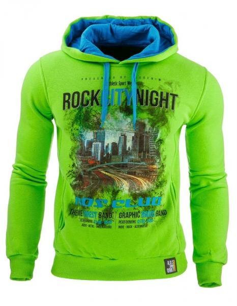 Vyriškas džemperis Daisetta (Lime) Paveikslėlis 1 iš 1 310820031844