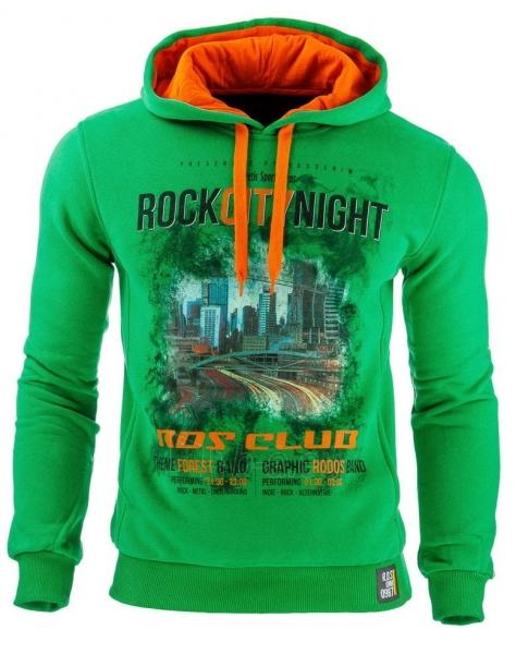 Vyriškas džemperis Daisetta (Žalias) Paveikslėlis 1 iš 1 310820031847