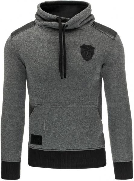 Vyriškas džemperis Darsh (antracitas) Paveikslėlis 1 iš 2 310820041913