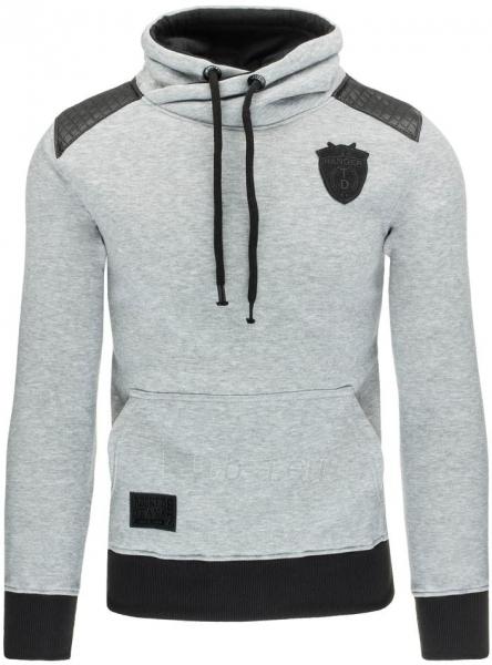 Vyriškas džemperis Darsh (pilkos spalvos) Paveikslėlis 1 iš 2 310820041911