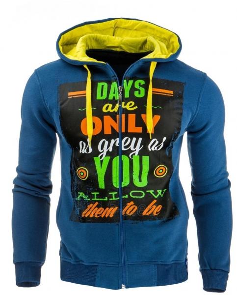 Vyriškas džemperis Days are only (Grafitinis) Paveikslėlis 1 iš 1 310820032121