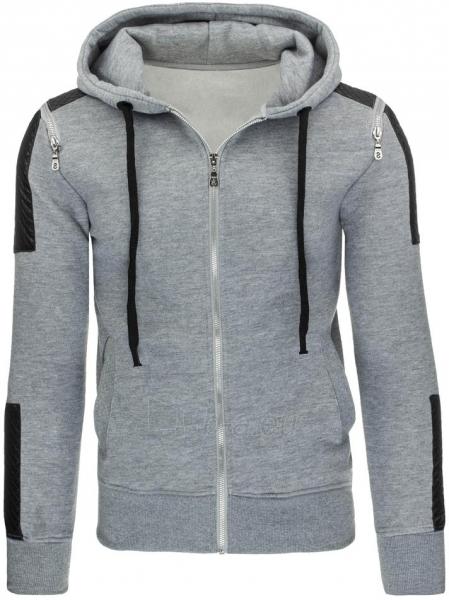Vyriškas džemperis Decker (Pilkos spalvos) Paveikslėlis 1 iš 2 310820041910