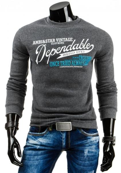 Vyriškas džemperis Dependable (Pilkas) Paveikslėlis 1 iš 6 310820042352