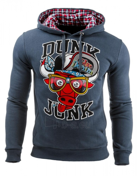Vyriškas džemperis DunkJunk (Grafitinis) Paveikslėlis 1 iš 1 310820031800