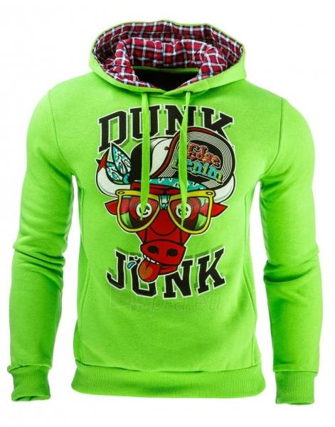 Vyriškas džemperis DunkJunk (Lime) Paveikslėlis 1 iš 1 310820031853