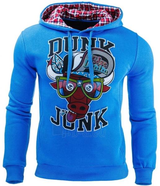 Vyriškas džemperis DunkJunk (Mėlynas) Paveikslėlis 1 iš 1 310820031854