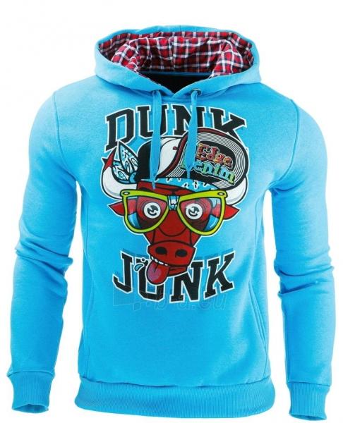 Vyriškas džemperis DunkJunk (Turkis) Paveikslėlis 1 iš 1 310820031855
