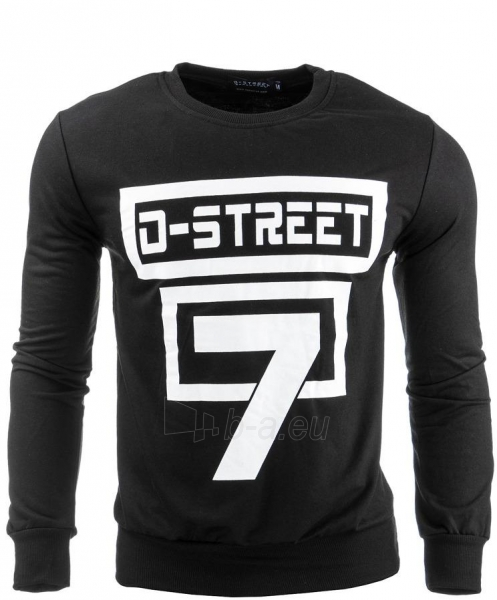 Vyriškas džemperis Duson (Juodas) Paveikslėlis 1 iš 1 310820032079