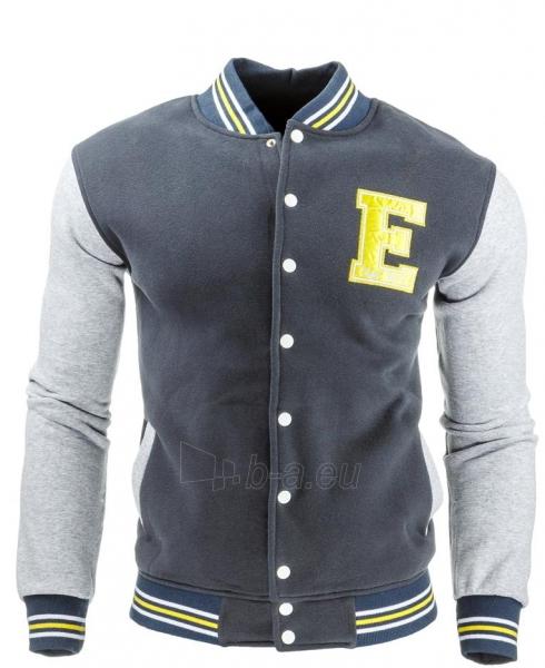 Vyriškas džemperis E (Grafitinis) Paveikslėlis 1 iš 1 310820037025
