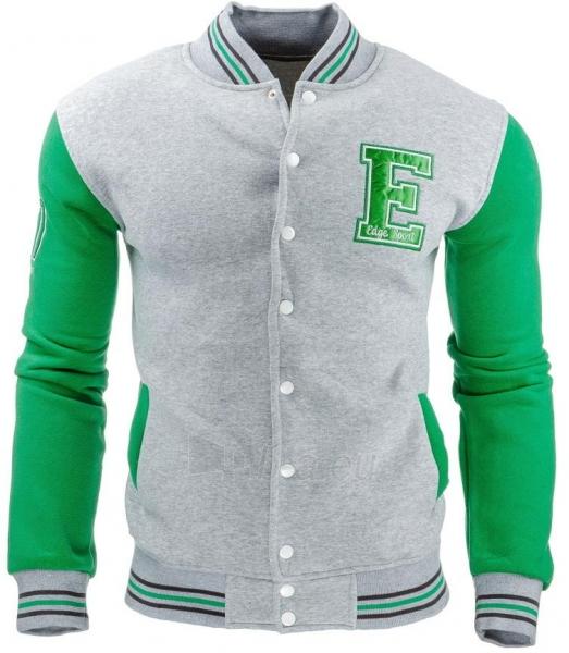 Vyriškas džemperis E (Pilkas) Paveikslėlis 1 iš 1 310820031997