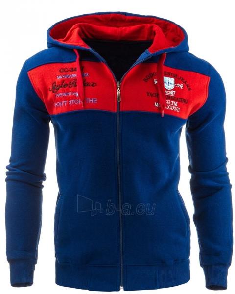 Vyriškas džemperis Eagle (Tamsiai mėlynas) Paveikslėlis 1 iš 1 310820032162
