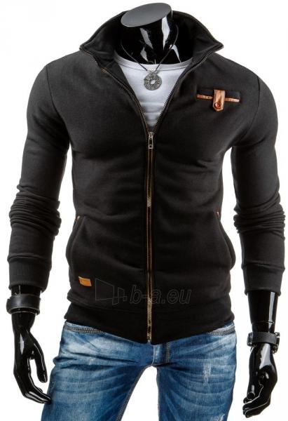 Vyriškas džemperis Eduardo (Juodas) Paveikslėlis 1 iš 6 310820031504