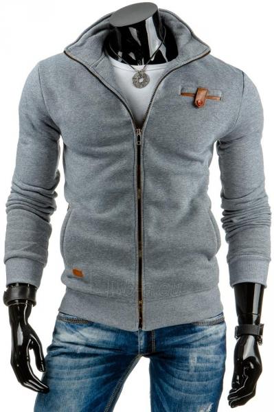 Vyriškas džemperis Eduardo (Šviesiai pilkas) Paveikslėlis 1 iš 7 310820031505