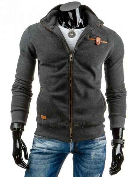 Vyriškas džemperis Eduardo (Tamsiai pilkas) Paveikslėlis 1 iš 6 310820031506