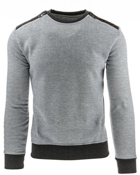 Vyriškas džemperis Elberta (Pilkas) Paveikslėlis 1 iš 2 310820035089