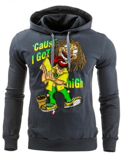 Vyriškas džemperis False (Grafitinis) Paveikslėlis 1 iš 1 310820032184