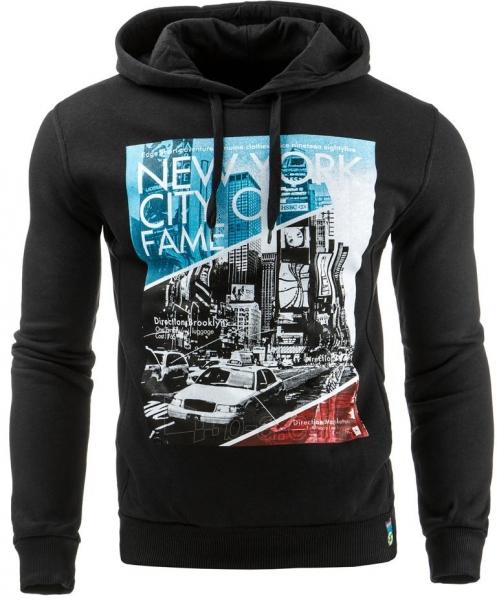 Vyriškas džemperis Fame (Juodas) Paveikslėlis 1 iš 1 310820031724