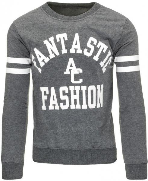 Vyriškas džemperis Fantastic Fashion (Antracitas) Paveikslėlis 1 iš 7 310820031459