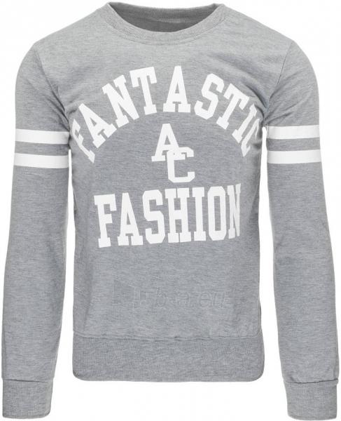Vyriškas džemperis Fantastic Fashion (Pilkas) Paveikslėlis 1 iš 7 310820031458