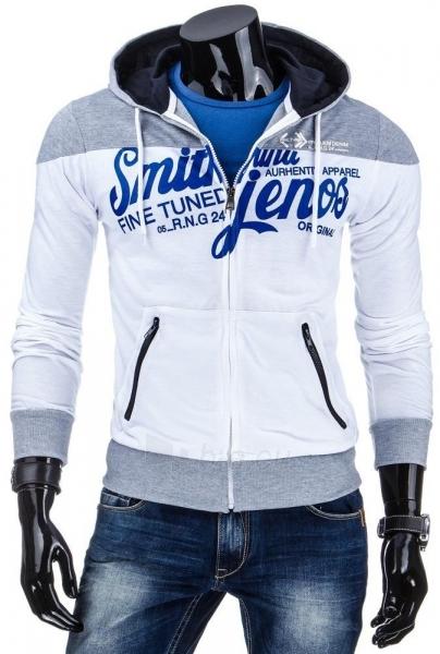 Vyriškas džemperis Fine Tuned (Baltas) Paveikslėlis 1 iš 6 310820036868
