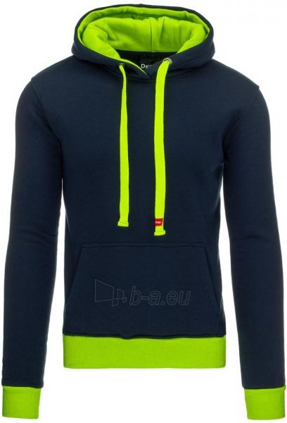 Vyriškas džemperis Franz (tamsiai mėlynos spalvos) Paveikslėlis 1 iš 7 310820045447