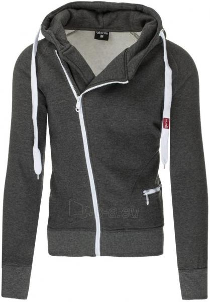 Vyriškas džemperis Frida (Antracito spalvos) Paveikslėlis 1 iš 7 310820041921