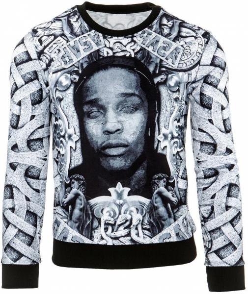 Vyriškas džemperis Gillette (Juodas) Paveikslėlis 1 iš 2 310820035182