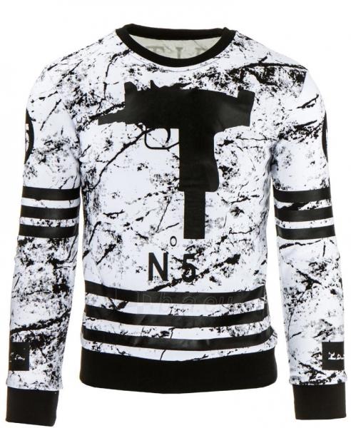 Vyriškas džemperis Greybull (Baltas) Paveikslėlis 1 iš 2 310820035186