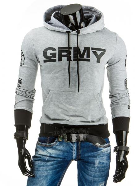 Vyriškas džemperis Grmy (Pilkas) Paveikslėlis 1 iš 6 310820032199