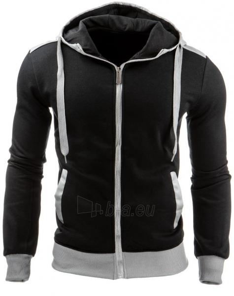 Vyriškas džemperis Gualba (Juodas) Paveikslėlis 1 iš 2 310820031557