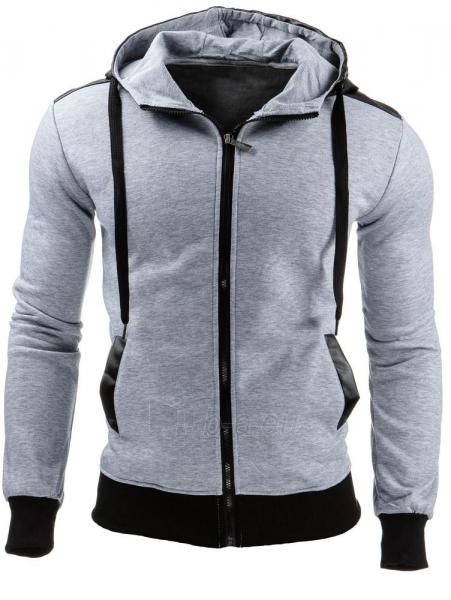 Vyriškas džemperis Gualba (Pilkas) Paveikslėlis 1 iš 2 310820031556