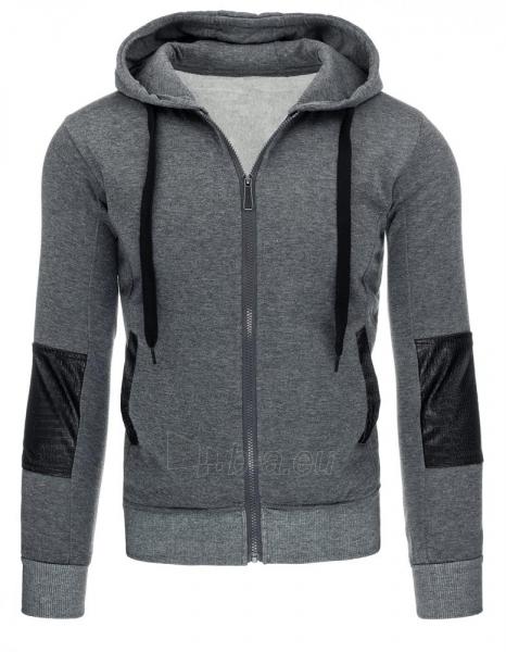 Vyriškas džemperis Gurb (Antracitas) Paveikslėlis 1 iš 7 310820031553