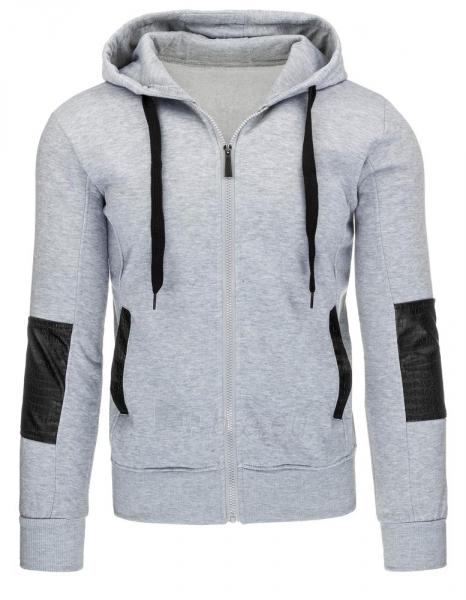 Vyriškas džemperis Gurb (Pilkas) Paveikslėlis 1 iš 7 310820031554