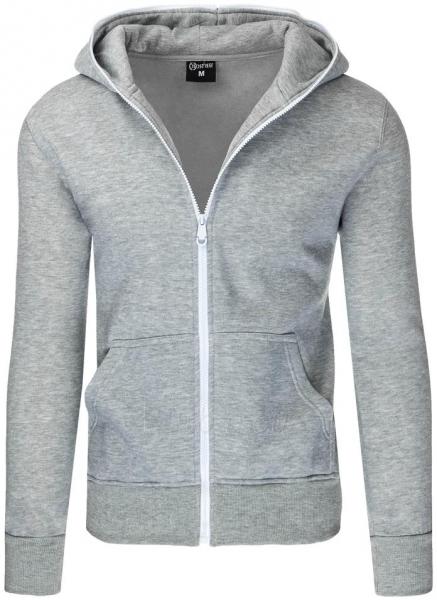 Vyriškas džemperis Hans (pilkos spalvos) Paveikslėlis 1 iš 3 310820042043