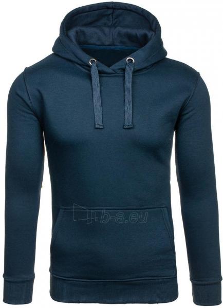 Vyriškas džemperis Henry (tamsiai mėlynos spalvos) Paveikslėlis 1 iš 6 310820047078