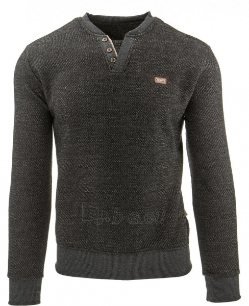 Vyriškas džemperis Honor (Juodas) Paveikslėlis 1 iš 2 310820035092
